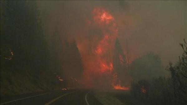 130821034101 Yosemite wildfire